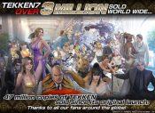 Bandai Namco's Tekken 7 Reaches Three Million Sales Milestone
