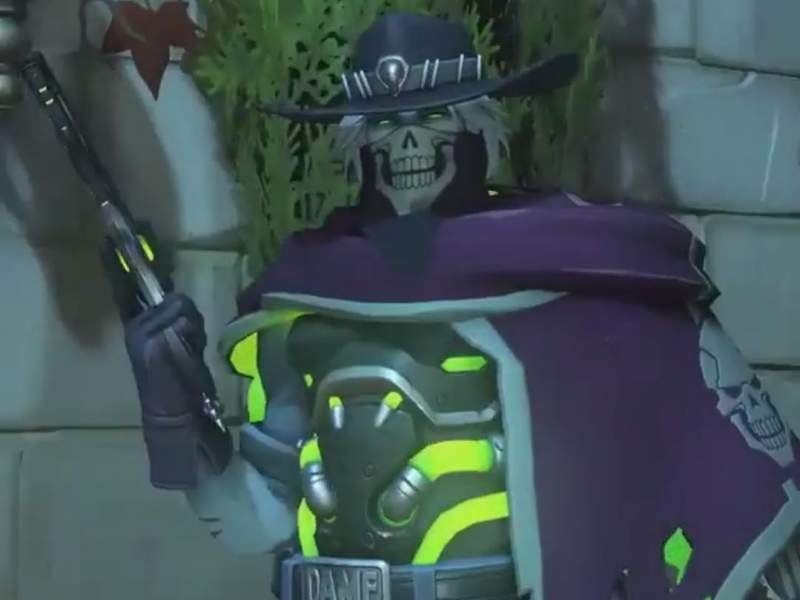 Undead McCree