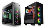 Thermaltake Launches the View 21 and 71 TG RGB Chassis