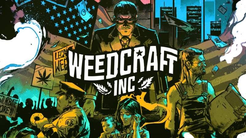 Devolver's Weedcraft Inc is Basically a Marijuana Tycoon Game
