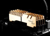 G.SKILL Launches New Trident Z Royal Series DDR4 Kits