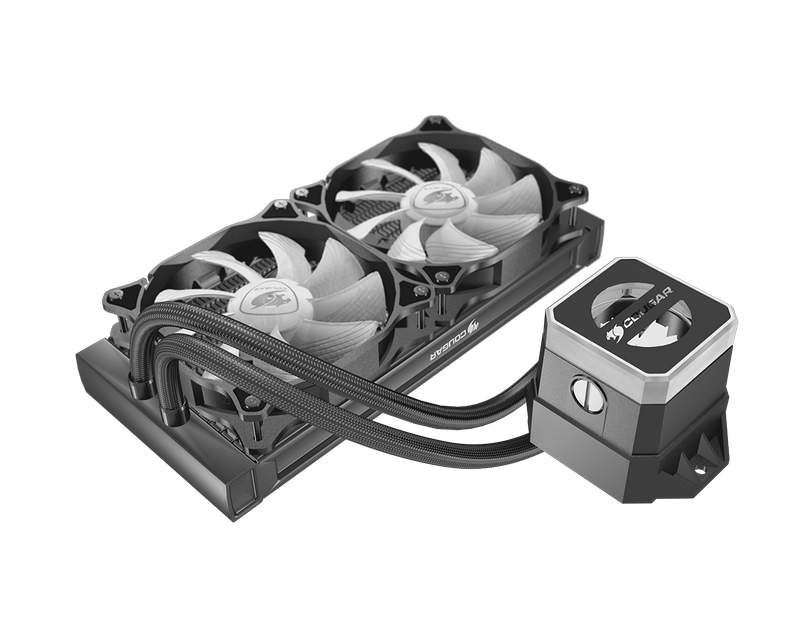 Cougar Introduces New Helor Series RGB AIO CPU Coolers