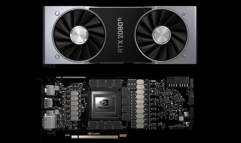 GeForce RTX 2080 Ti Now De-Listed on NVIDIA's Online Store