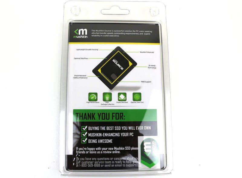 Mushkin Source 250GB Photo box rear