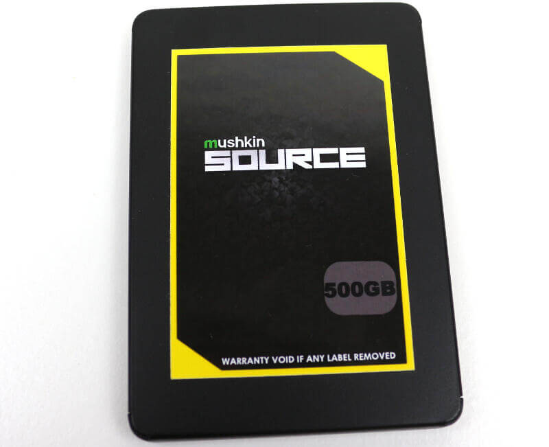 Mushkin Source 500GB Photo view top 0