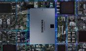 Samsung 860 QVO QLC SSD