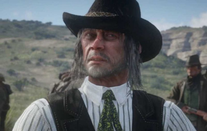 Colm O'Driscoll red dead redemption 2