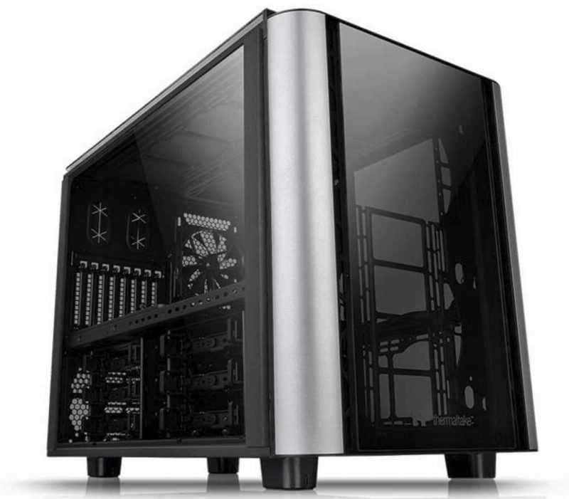 Thermaltake Level 20 XT E-ATX Cube Chassis Review