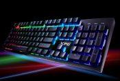 ADATA Introduces the XPG INFAREX K10 Gaming Keyboard