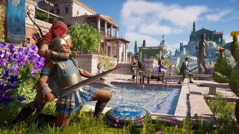 Ubisoft Rolls Out AC:Odyssey Update v1.1.1 and New DLC Trailer