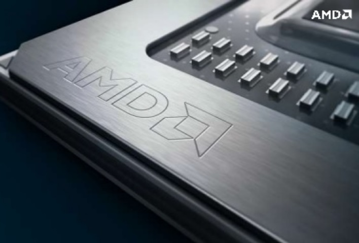 AMD Unveils Zen 2 EPYC 7nm CPU with 25% Performance Gain