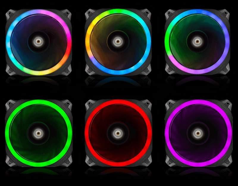 Antec Launches the PRIZM Addressable RGB LED Case Fan