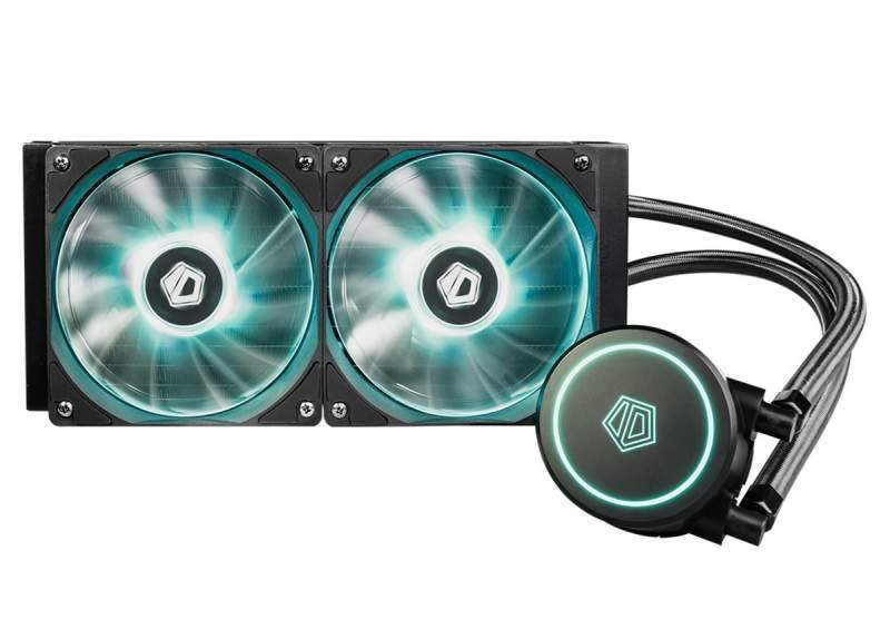 ID-COOLING Announces New Auraflow X 240 RGB AIO Cooler