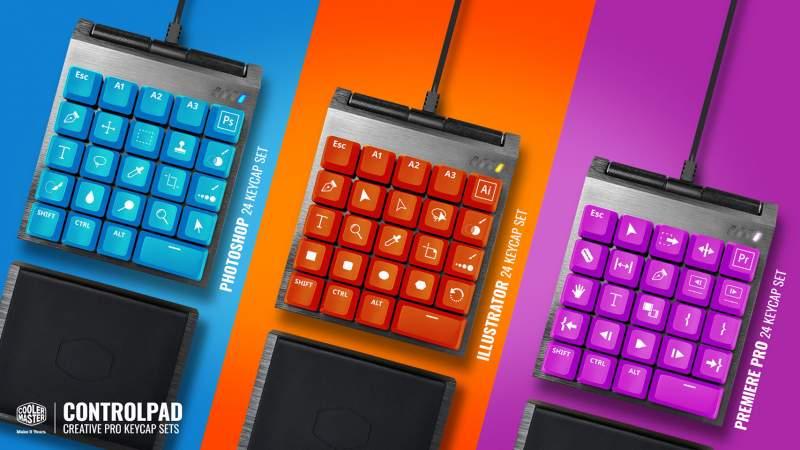 Cooler Master ControlPad Raises 175% Kickstarter Goal