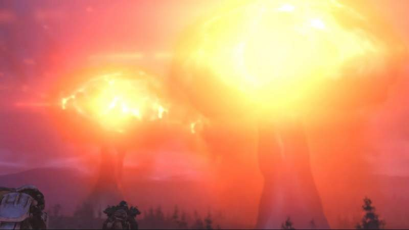 Three Simultaneous Nuke Launches in Fallout 76 Crashes Server