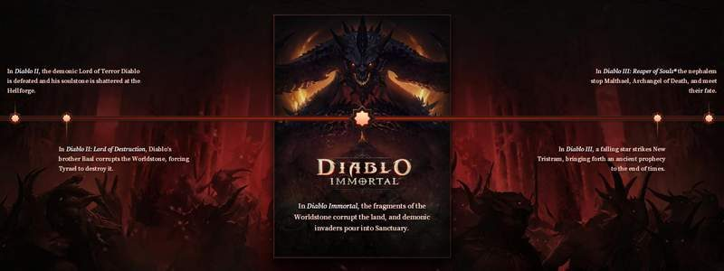 Blizzard Announces 'Diablo Immortal' Mobile RPG Game