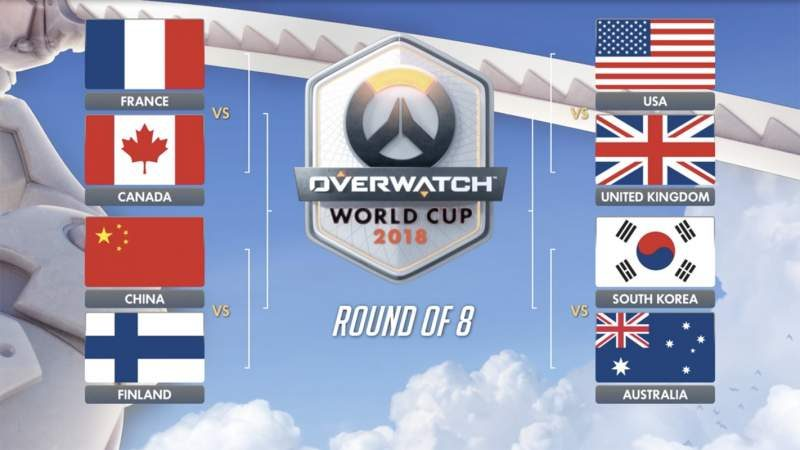 When and Where to Watch the Overwatch World Cup Finals