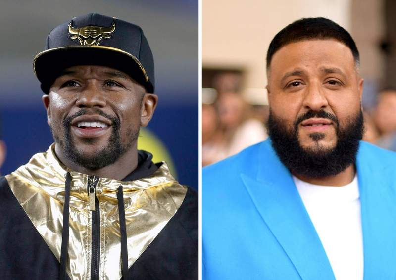 Floyd Mayweather Jr. and DJ Khaled Fined for Crypto Fraud