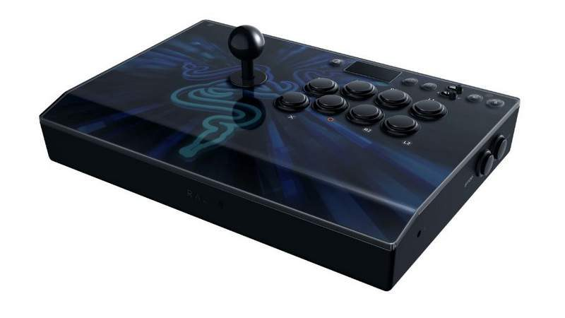 Razer Finally Releases the Panthera Evo Arcade Stick