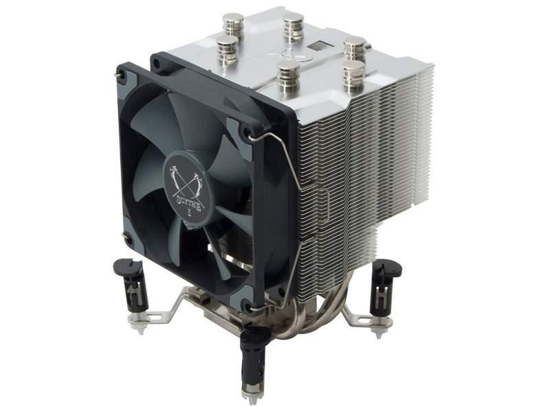 Scythe Announces the Katana 5 CPU Air Cooler
