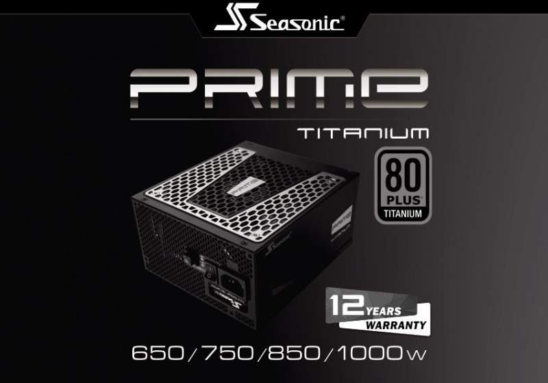 SeaSonic Reveals Increased Prices for Products Due to Tariffs