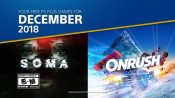 Sony Reveals PlayStation Plus Free Games for December 2018