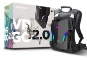 ZOTAC's 2nd Gen VR GO 2.0 Backpack is Now Available
