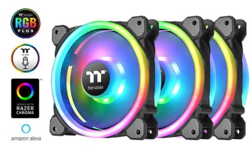 Thermaltake Riing Trio 12 Premium Fan Kit Review