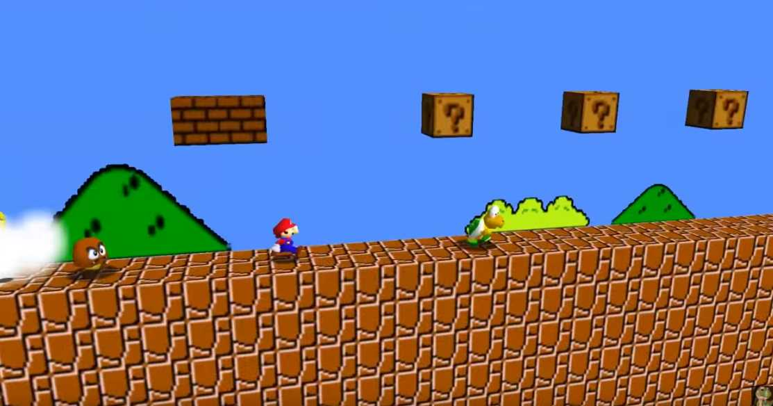 Super Mario Bros 64 Rom Hack Released For Free Online Eteknix