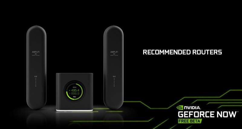 NVIDIA Debuts Recommended Router List for GeForce NOW
