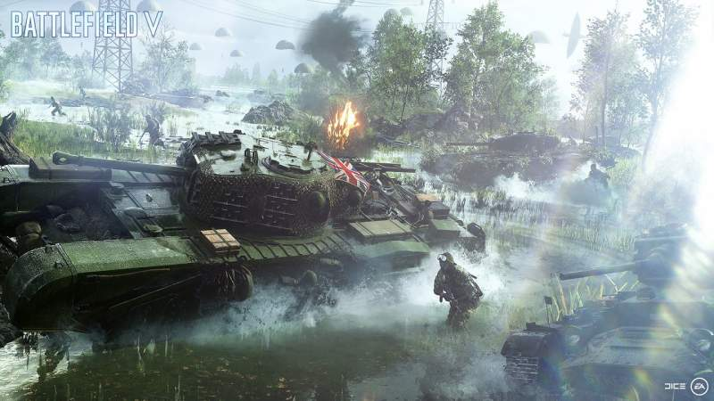 Battlefield V Tides of War Chapter 1: Overture Now Available