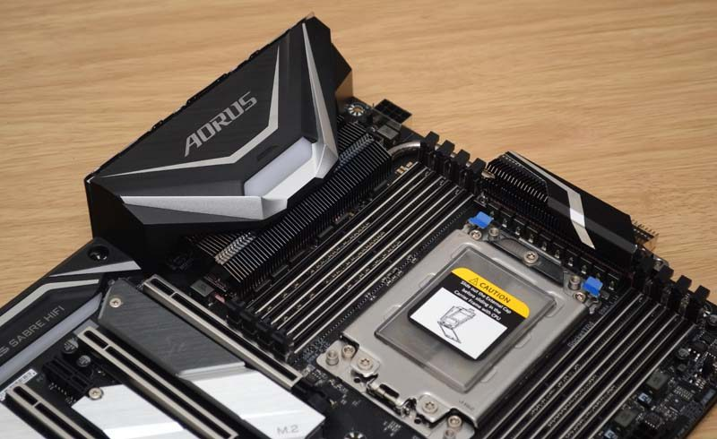 X399 Aorus Xtreme Threadripper Motherboard Review