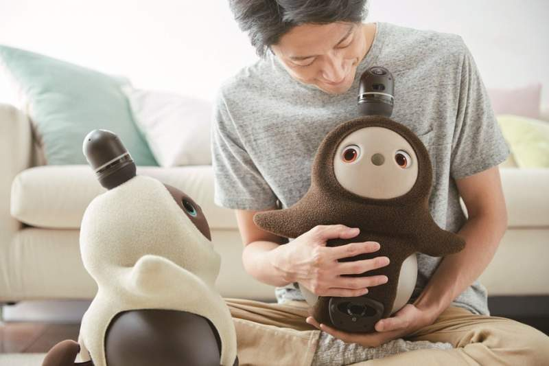 "Latest Companion Robot from Japan is Designed to ""Love"""