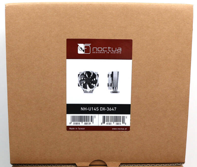 Noctua NH-U14S DX-3647 Photo box 1