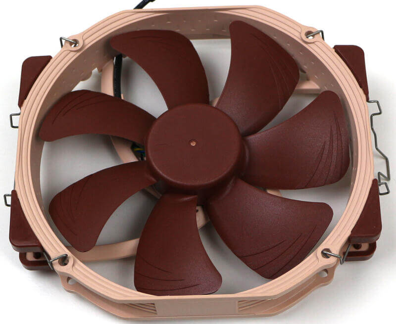 Noctua NH-U14S DX-3647 Photo fan
