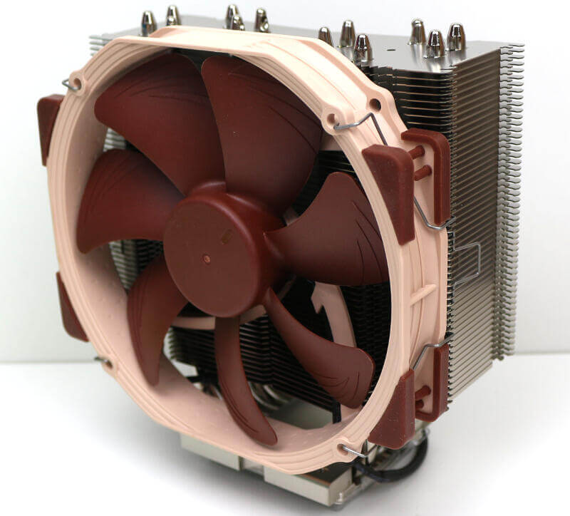 Noctua NH-U14S DX-3647 Photo view angle 2