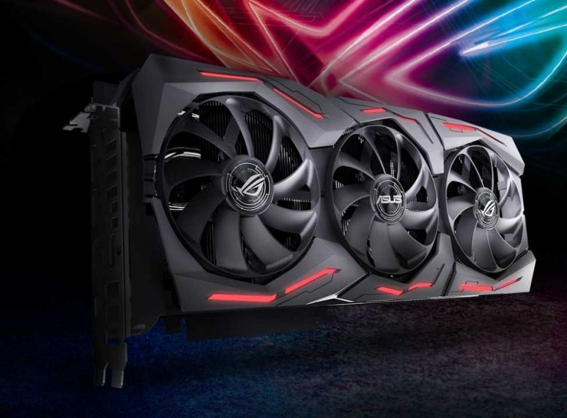 ASUS RoG STRIX RTX 2080 Ti Graphics Card Review