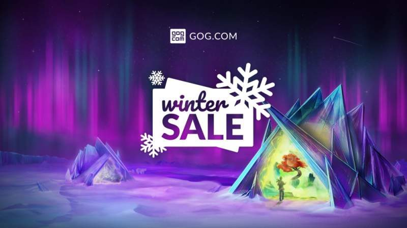 GOG 2018 Winter Sale Offers Up to 90% Off DRM-Free Games