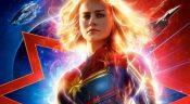 Marvel Studios Debuts Second Official 'Captain Marvel' Trailer