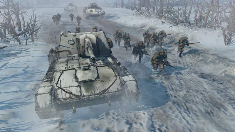 Company of Heroes 2 FREE on Steam Until December 10