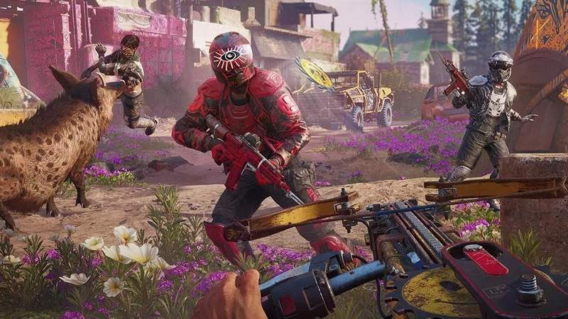 Post-Apocalpytic Far Cry 'New Dawn' Arriving February 15th