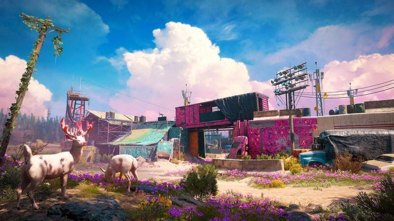 Post-Apocalpytic Far Cry 'New Dawn' Arriving February 19th