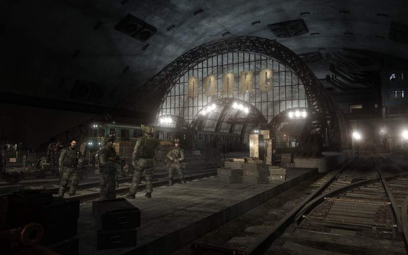 Metro 2033 Film Halted Following Failed 'Americanization' Efforts