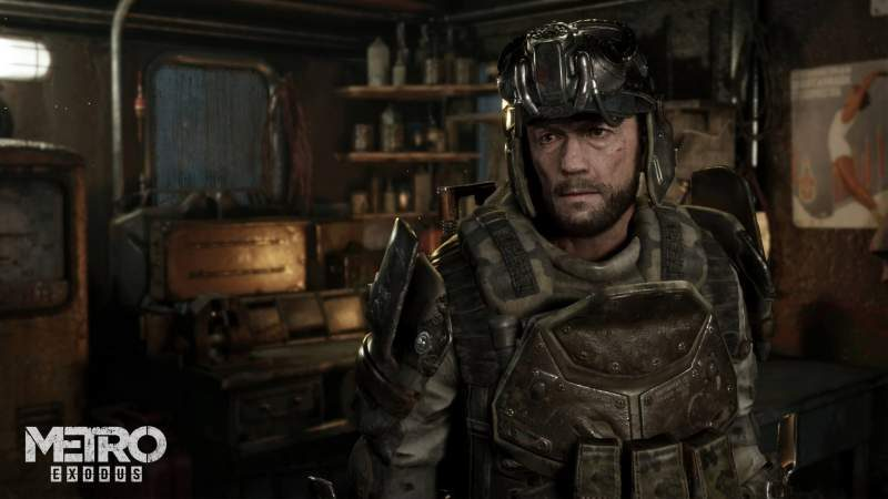 Latest Metro Exodus Screenshots Show Off Detailed Characters