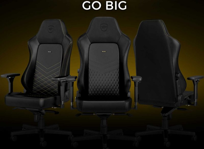 noblechair Hero Series Gaming Chair Review