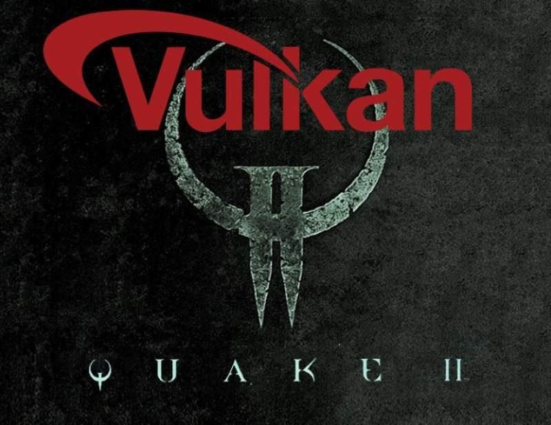vkQuake 2 (Quake 2 on Vulkan API) Now Available on GitHub