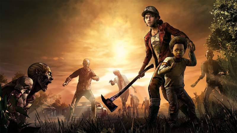 SkyBound Games' The Walking Dead Arrives in January 2019