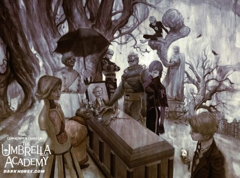 Netflix Releases Trailer for Superhero Series 'Umbrella Academy'