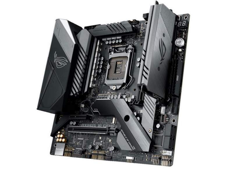 ASUS Z390 Maximus XI Gene Now Available at OCUK for £309