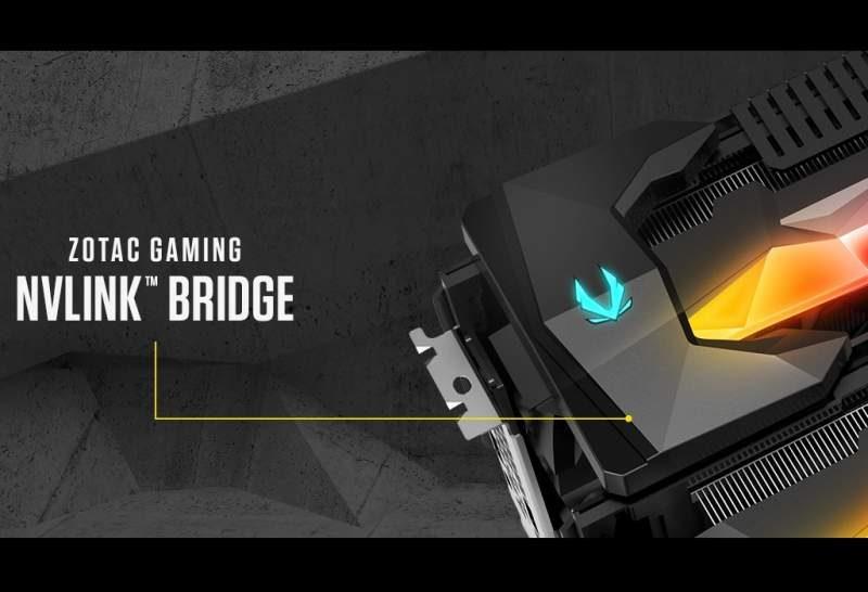 ZOTAC Finally Has NVLink Bridges for their RTX Video Cards